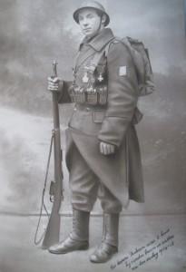 Pepe soldaat 1918 formaat boek